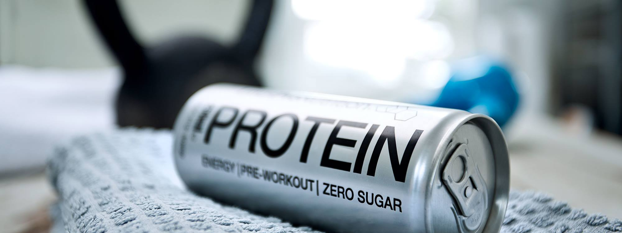 Whey protein in a sparkling format