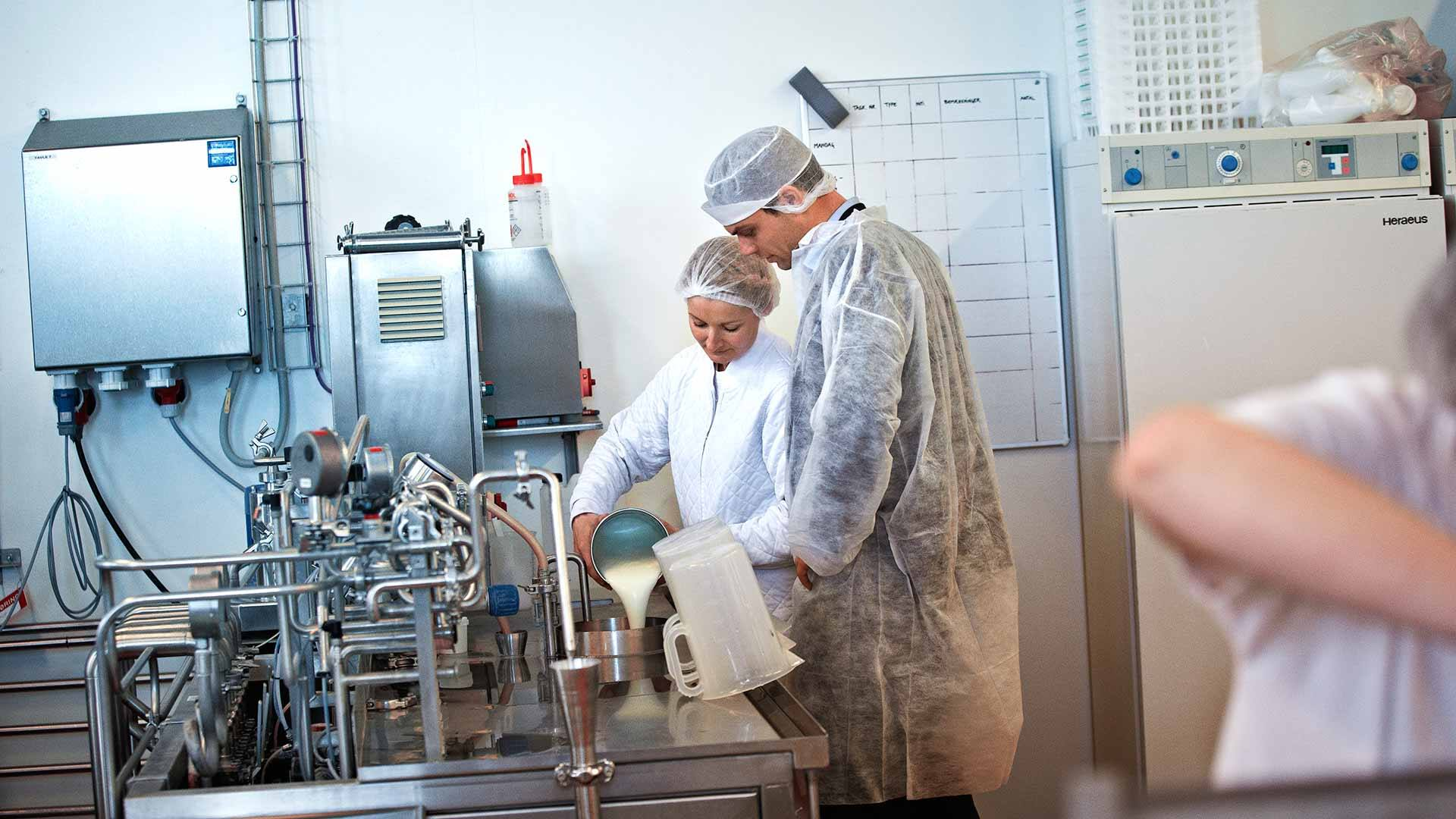 Innovation is at the heart of what we do at Arla Foods Ingredients