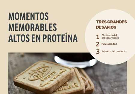 Galleta Whey-Pro brochure