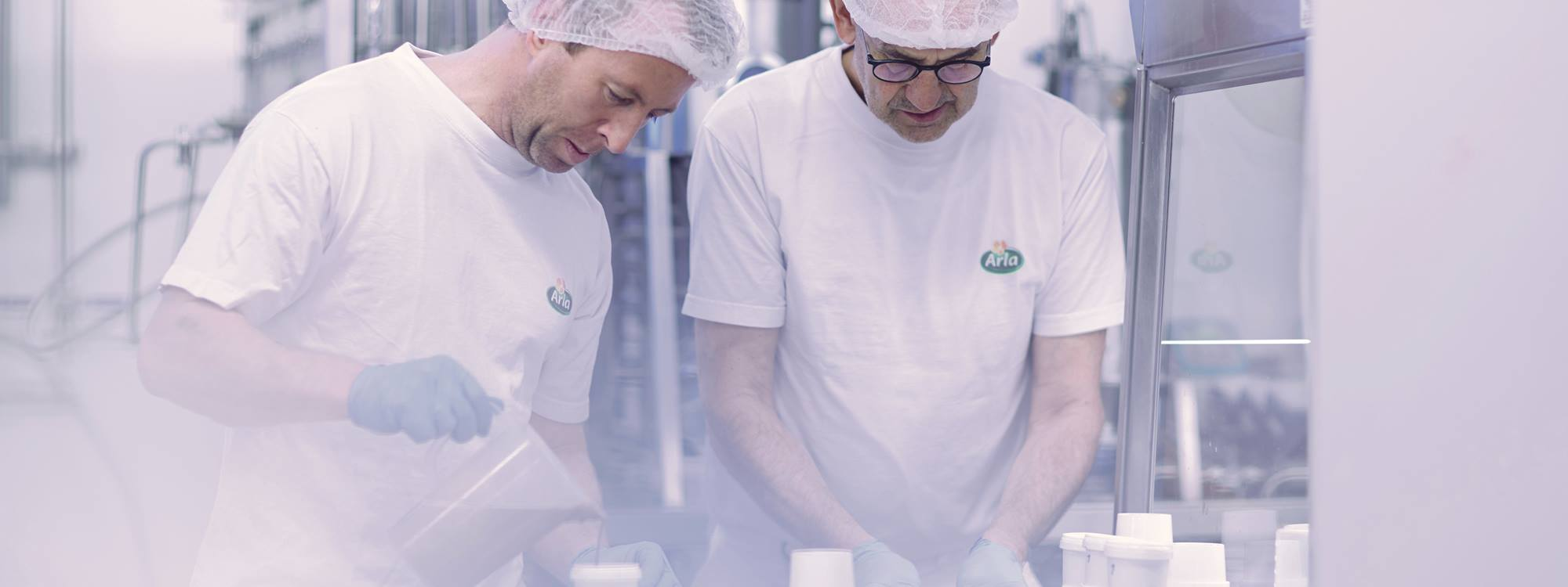 Innovation core competence nutrition dairy bakery
